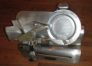 Globe-12-inch-Commercial-Stainless-Steel-Gravity-Feed-Meat-Slicer
