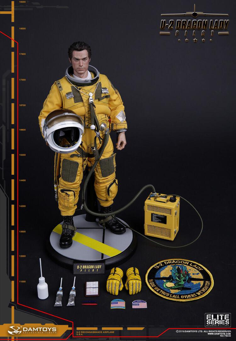 DAMTYS 1  6 78030 U -2 Manliga Figur modellllerler drake Polit Doll leksak F samling