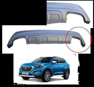 OEM Heckansatz Heckschürze Hinten Stoßstange Diffusor passend für Hyundai Tucson