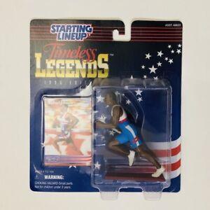 MICHAEL JOHNSON Timeless Legends Starting Lineup Figure SLU 1996 Olympics MOC!!