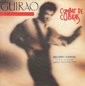 45TRS-VINYL-7-039-039-FRENCH-SP-SERGE-GUIRAO-COMBAT-DE-COBRAS