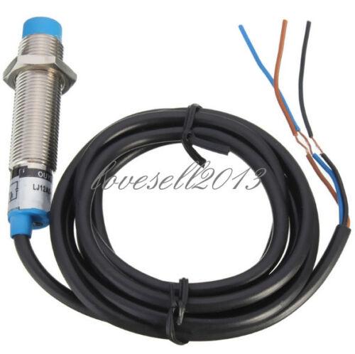 1//2//5//10PCS LJ12A3-4-Z//BY Inductive Proximity Sensor Switch PNP courant continu 6V-36V