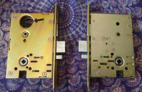 Saflok Sl2500 Mortise Lockcase Left or Right Kaba Deadbolt Working Pull