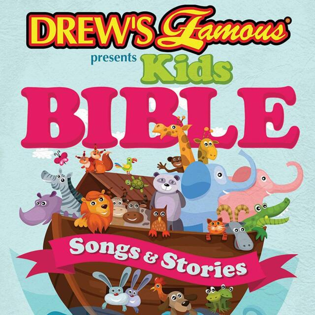 Drew's Famous - Kids Bible Songs And Stories CD #1972739