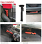 thumbnail 4 - Car Glass breaker - Premium Car Safety Hammer - Emergency Escape Tool with Windo