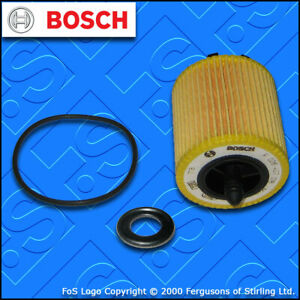 SERVICE-KIT-for-VAUXHALL-VECTRA-C-2-0-16V-TURBO-OIL-FILTER-SUMP-PLUG-SEAL-03-08