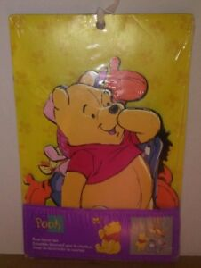 Image Is Loading Winnie The Pooh Nursery Wall Art Decor Plaques