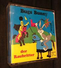 Warner Bros Piccolo-Film *BUGS BUNNY, der Raubritter* 17 m in Super 8 sw