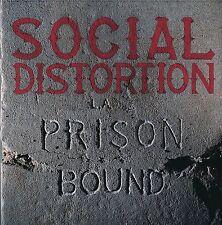 """Social Distortion - Prison Bound, 12"""" Vinyl Lp. Neu"""