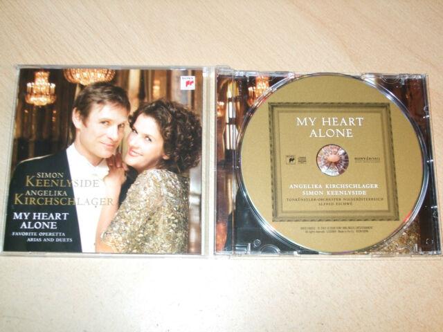 My Heart Alone - Angelika Kirchschlager & Simon Keenlyside (CD) Mint/New