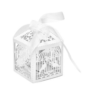 10-50-100pcs-Bird-ruban-de-mariage-faveurs-partie-cadeau-Candy-boite-de-papi-I