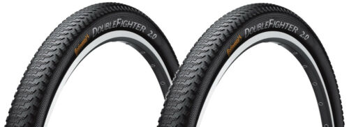 1 or 2-PACK Continental Double Fighter 29 x 2.0 Urban Street Commuter Tire 29er