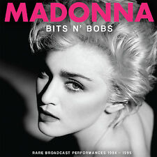 MADONNA New Sealed 2017 UNRELEASED 1980s & 90s LIVE PERFORMANCES CD