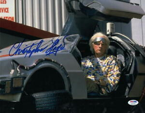 CHRISTOPHER-LLOYD-SIGNED-11X14-PHOTO-BACK-TO-THE-FUTURE-DOC-BROWN-AUTO-PSA-DNA-J