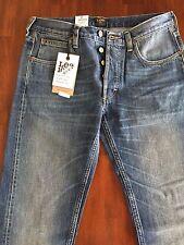LEE 101S The Original Slim Rider Denim Jeans Style :L970HKUH (Size31)$ 234