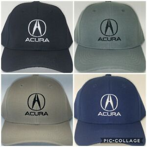ACURA-Embroidered-Baseball-Hat-Cap-Adjustable-Strap-ACURA-TLX-MDX-RDX-NSX-RLX