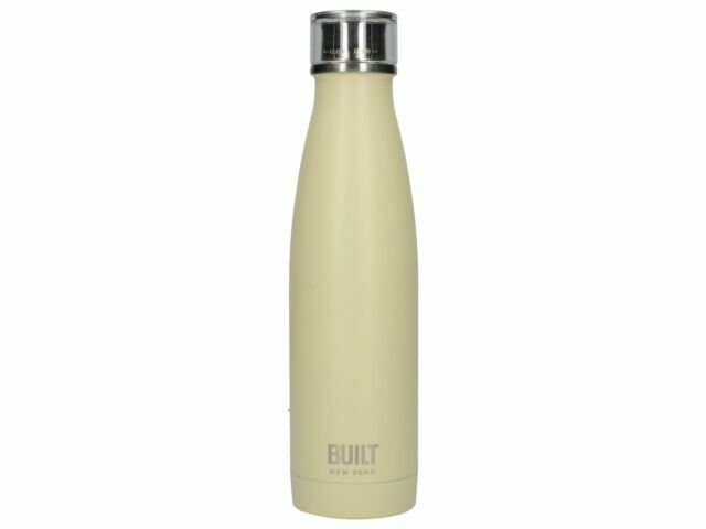 500ml-1000ml Water Bottle Vacuum Insulated Flask Thermal Cold Chilly Cups Brush