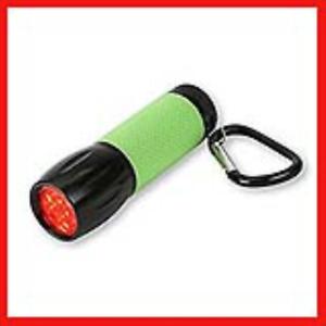 Carson redsight Pro Lampe de poche-DEL Rouge Torche deux réglages de luminosité