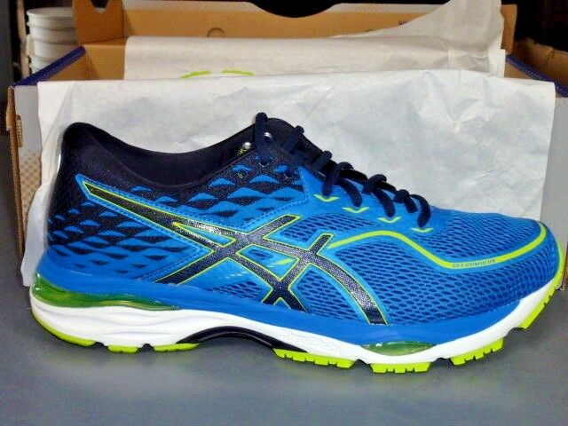 ASICS Gel Cumulus 19  Mens Running shoes blueee Peacoat Green T7B3N 4358 men size  team promotions