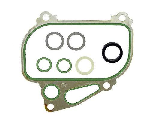 Engine Oil Cooler Housing Seal Gasket Set Kit for Porsche 924 944 S OE Supplier
