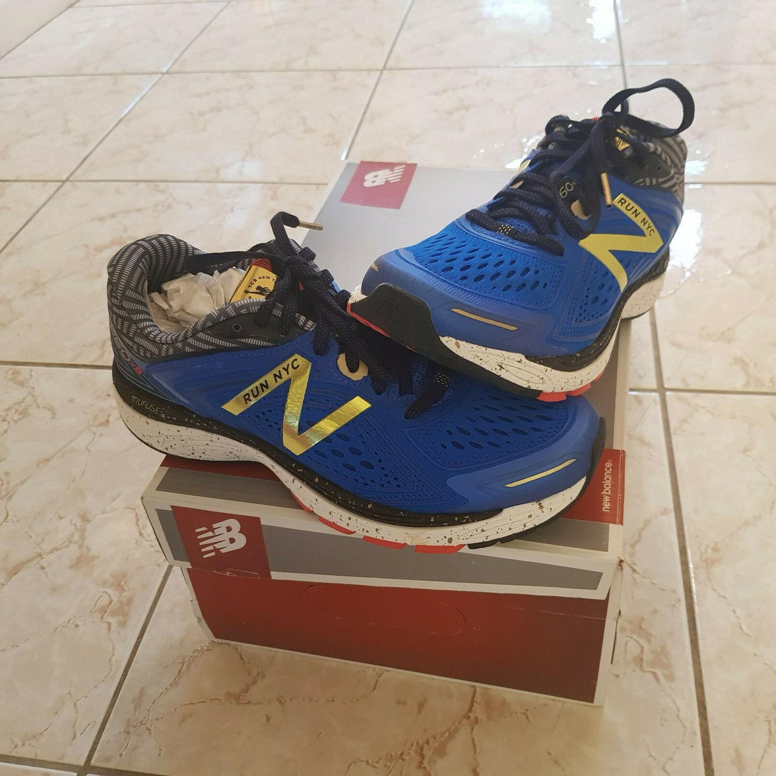 New Balance 860 V8 M860ny8 Hombre Tallas 11.5-12.5 Mediano, Nyc Maratón Edition