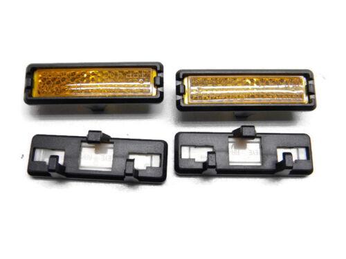 NOS Cat Eye RR 1 TPP 4035 Bicycle Pedal Reflectors 953 4pcs
