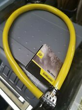 Kryptonite Keeper 665 Cable Lock with Key 2.13/' x 6mm Orange