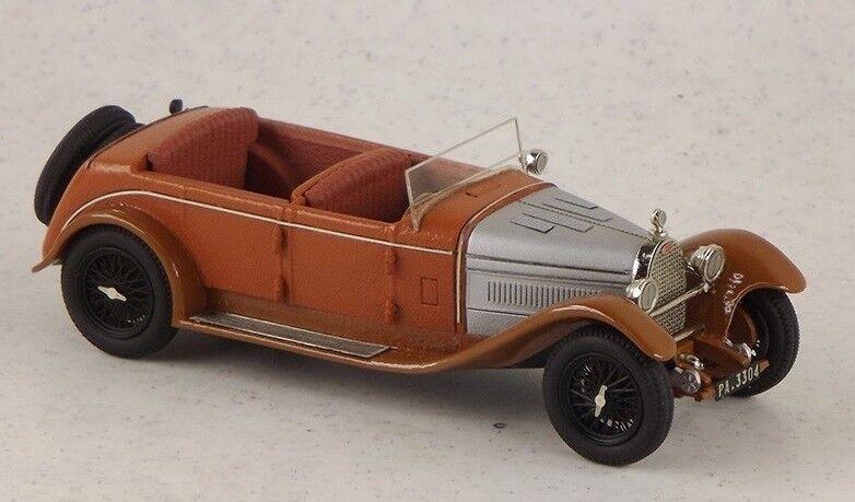 1 43 BUGATTI T44  Zio Gino  Ch.N.44477 GHIA - 1929 vendu monté