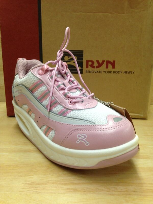 Ryn Sport Woman rose Athletic Chaussures With Extras US