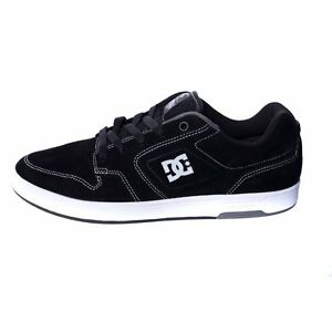 DC-SHOES-NYJAH-S-Black-White-White-Nera-cuciture-bianche