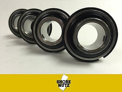 """4 Pieces SER206-20 1-1//4/"""" ER20R Insert Ball Bearing With Snap Ring NEW ER206-20"""