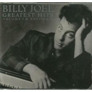2隻CD冇花 1985 日本SONY頭版 5000 YEN 11A11 +++++ BILLY JOEL GREATEST HITS VOLUME I & II