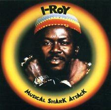 I-Roy, I Roy - Musical Shark Attack [New CD]