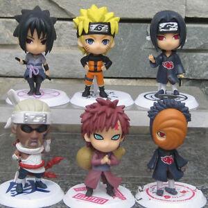 2-5-034-Naruto-PVC-Figures-6pcs-Set-Toys-Uzumaki-Naruto-Uchiha-Madara-Toys