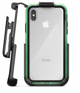on sale d3df4 729fa Details about Belt Clip Holster for Lifeproof Slam Case Case - iPhone Xs  Max (NO CASE)
