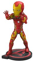 NECA AVENGERS AGE OF ULTRON IRON MAN EXTREME HEAD KNOCKER BOBBLE-HEAD 2015