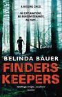 Finders Keepers by Belinda Bauer 9780552167338 Paperback 2012