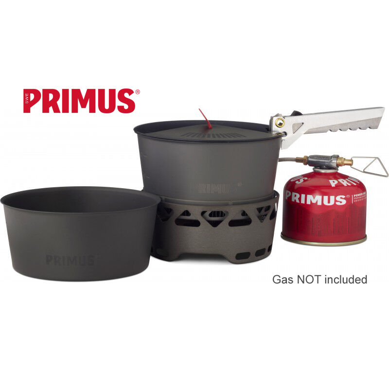 Primus PRIMETECH STOVE SET 1.3L Lightweight, Performance System for 1 - 3 Person