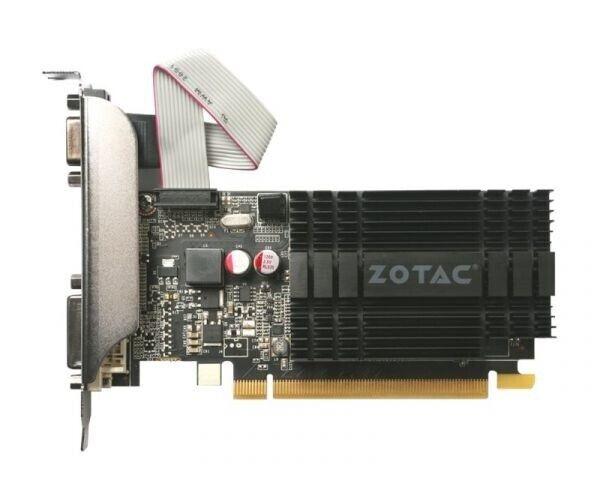 GeForce 710 zotac , 1 GB RAM, God