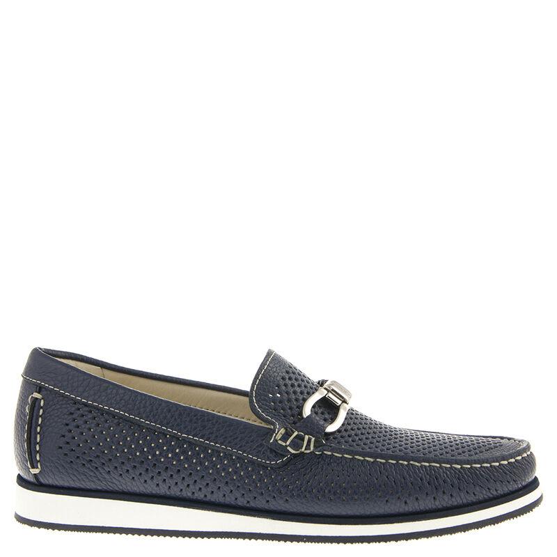 Baldinini Leather scarpe Dimensiones 40,42,45 blu Italian Extra-Light Rubber Sole