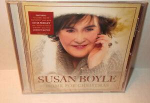 SUSAN BOYLE (VOCALS) - HOME FOR CHRISTMAS BRAND NEW CD