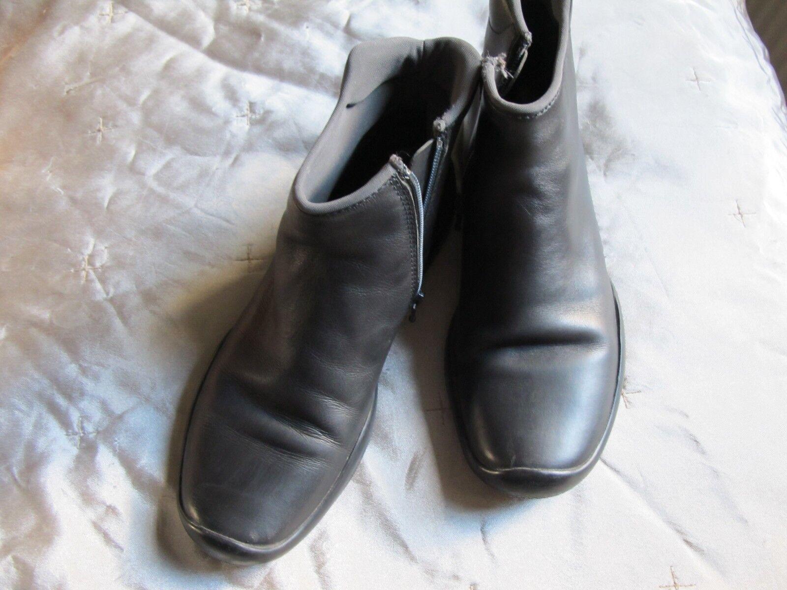 Luxus Prada  Gr 35 Stiefeletten  Prada booties Schuhe schuhe schwarz 86b7f2