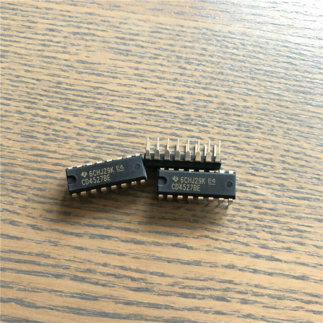 1 x CD4089BE CMOS Binary Rate Multiplier Harris DIP-16 1pcs