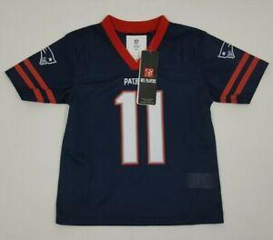 New England Patriots Jersey Julian Edelman #11 Toddler Kids 4T NFL ...