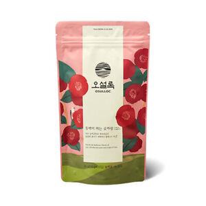 Osulloc Blended Tea Camellia Flower Blooming Forest 20 Pyramid Tea Bags 36g 1 8801042748903 Ebay