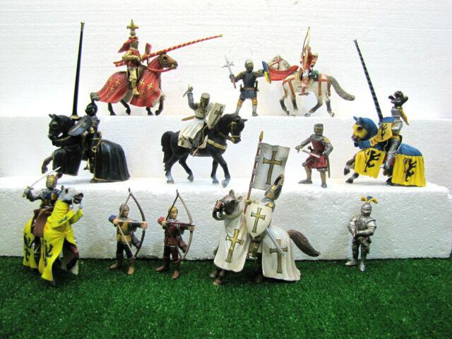 Soldatini a cavallo Schleich, Papo (entra e scegli il tuo preferito)