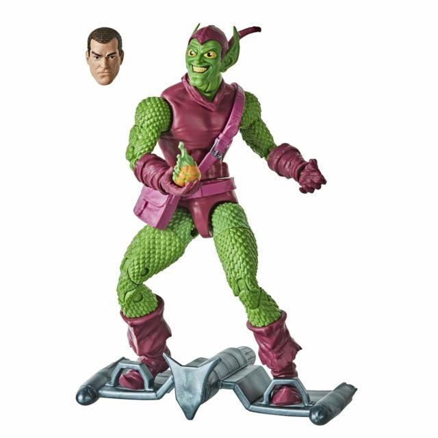"Green Goblin Spider-Man Marvel Legends 6"" 🎬 Figure Retro Collection Wave 1"