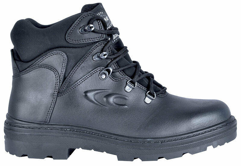 Cofra Glendale S3 SRC Water Repellent Leather Safety Toe Cap Lightweight Boots