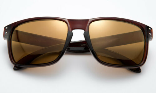 Clear Frame Sunglasses Ocean Blue Flash Mirror Transparents Lens Retro New
