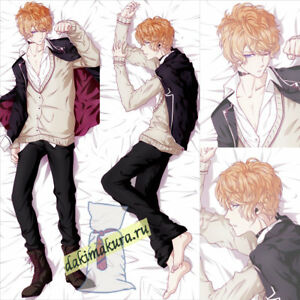 Image Is Loading Anime Diabolik Lovers Shu Sakamaki Dakimakura 50x150cm 609